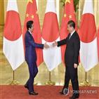 국빈,일본,방문,중국,국회의원,자민당