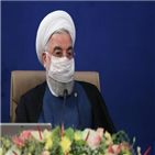 이란,코로나19,봉쇄,민생고,대통령