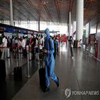 운항,노선,인천,양국,항공