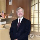 카운터파트,부장관,북한,북측,협상,발언,닭한마리,방한