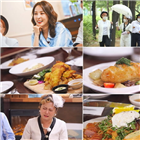 한혜진,영국,인생,밥블레스유2,언니,박나래,추억,음식,한국