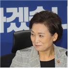 장관,그린벨트,공급,서울,해제,입장,정부