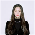 소녀,이달,브랜드,희진