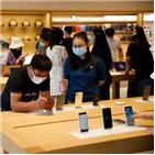 아이폰,중국,애플