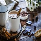 지방,커피,갈색,코코아,백색