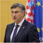 크로아티아,총리,대표
