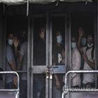 노동자,말레이시아,카비르,당국,체포,방송,추방