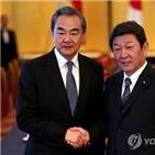 중국,일본,왕래,경제인