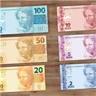 지폐,고액권,발행,중앙은행