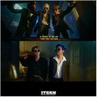 1team,뮤직비디오,티저,얼레리꼴레리,공개