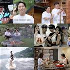 성시경,소유,김동완,가평,서핑,다이어트,위해,앤오프,방송