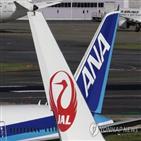 일본항공,일본,기록,코로나19
