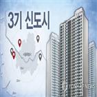 신도시,용적률,공급,계획,주택,정부