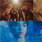 뮤직비디오,모습,타이틀곡,공개
