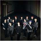 트레저,데뷔,글로벌,차트,데뷔곡,중국,기록
