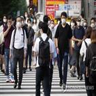 일본,확진,감염,신규,집단,하루