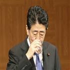 아베,지지율,통합,내각,NHK,코로나19,국민민주당