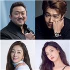 압구정,리포트,정경호,마동석,캐릭터