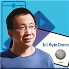 바이트댄스,중국,미국,직원,정보,신문,인수,가입자,창업,정부