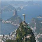 거대,브라질,예수상,코로나19,높이