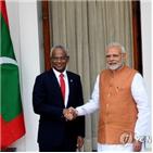 중국,인도,몰디브,프로젝트,파키스탄,지원