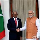 인도,중국,몰디브,프로젝트,지원,파키스탄,장관