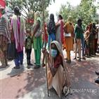 인도,확진,5만,신규