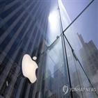 애플,2조,시총,1조,코로나19,기업