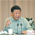 홍수,중국,시진핑,주석,리커창,현장