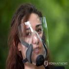 마스크,투명,청각장애인,입모양