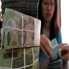 베트남,해외,송금액
