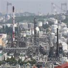 작년,코로나19,석유,수요,정유업계,여파,기대,하반기,코로나,정제마진