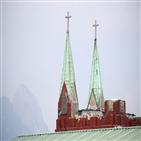 확진,관련,추가,확진자가,사례,교회
