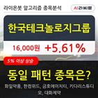 한국테크놀로지그룹,기사