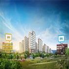 경북도청신도시,단지,동일스위트,아파트,주변,조성,관공서,공공기관