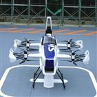 자동차,비행,개발,스카이드라이브,일본,성공,현대차