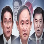 총리,자민당,파벌,아베,총재,스가,선출,일본,선거,정권
