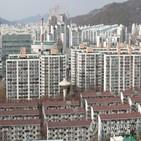지난달,9억,아파트값,거래,지역,아파트,서울,노도강,가격,수요
