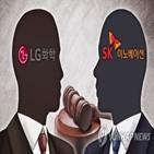 LG화학,특허,SK이노베이션,기술,배터리,주장,소송,제기