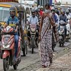 인도,확진,신규,통제,방역,기록,경제