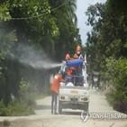 미얀마,지역,코로나19,확진