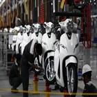 오토바이,판매량,동남아,상반기