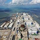 중국,건설,원자로,화롱원