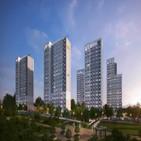 김포,단지,편한세상,소형,아파트,대림산업,주택,거래량,실수요자,하우스