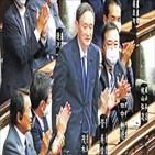 내각,총리,아베,스가,각료,자리