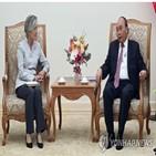 베트남,장관,총리,방문,협력