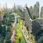 산업,도시,건설,청두,공동체,개발,문화