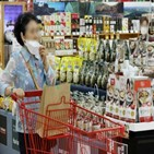 추석,판매가,가공식품,연휴