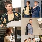 사혜준,할아버지,시작,청춘기록,사민기의,모델,배우