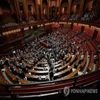 의원,이탈리아,의회,정당,국민투표,감축,국민,하원,현지